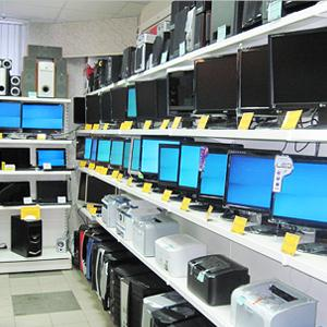 Компьютерные магазины Новопокровки