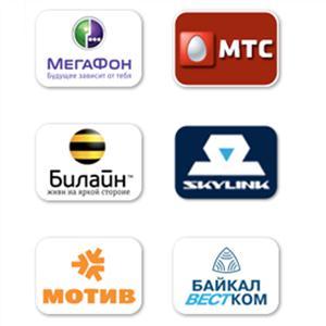 Операторы сотовой связи Новопокровки