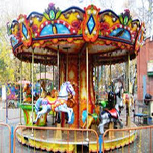 Парки культуры и отдыха Новопокровки