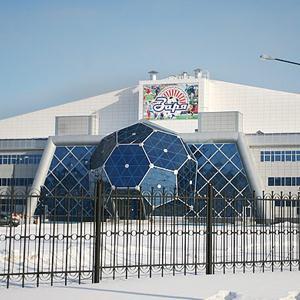 Спортивные комплексы Новопокровки