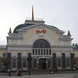 Железнодорожные вокзалы Новопокровки